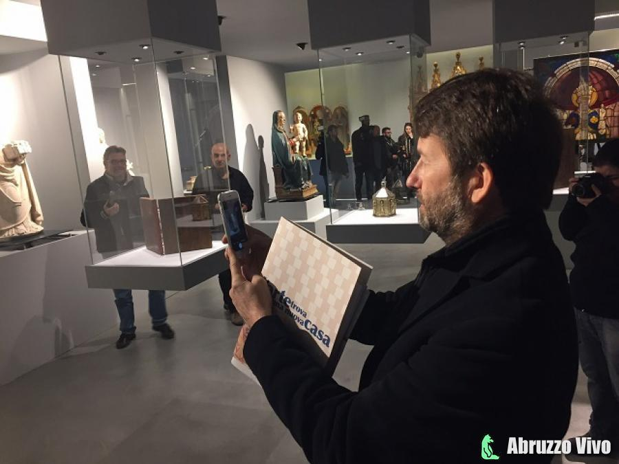 munda-franceschini L'Aquila, giovedì 19 dicembre quarto compleanno del Munda