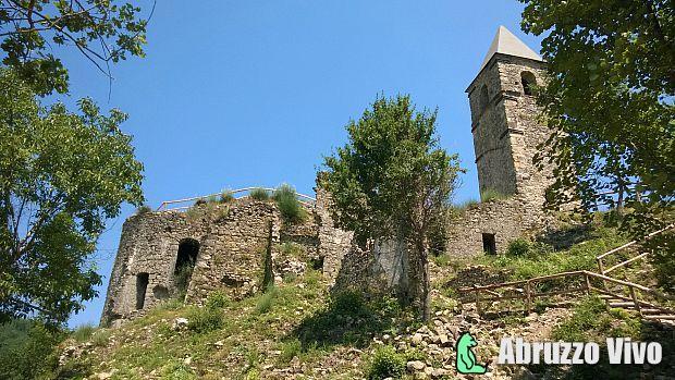Borgo di Morino Vecchio in Val Roveto - Borghi