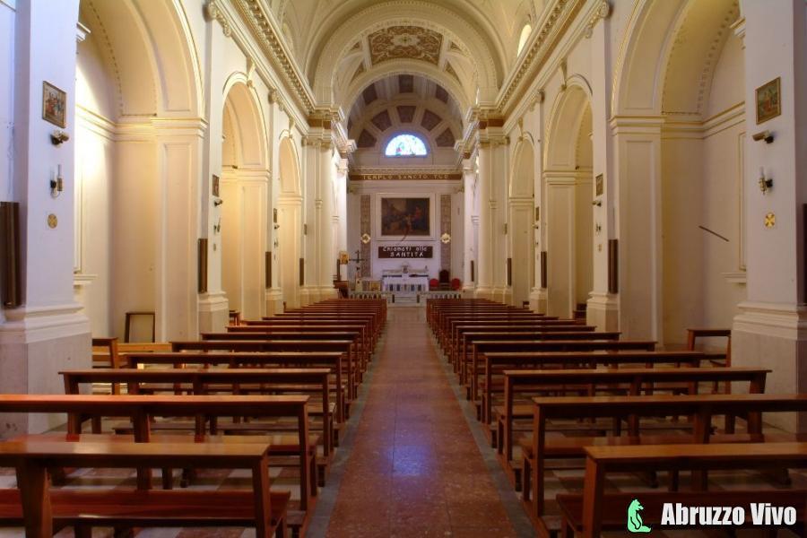 sansalvo-1 Storia e architettura della chiesa di San Giuseppe in San Salvo