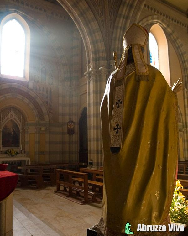 sansalvo-3 Storia e architettura della chiesa di San Giuseppe in San Salvo