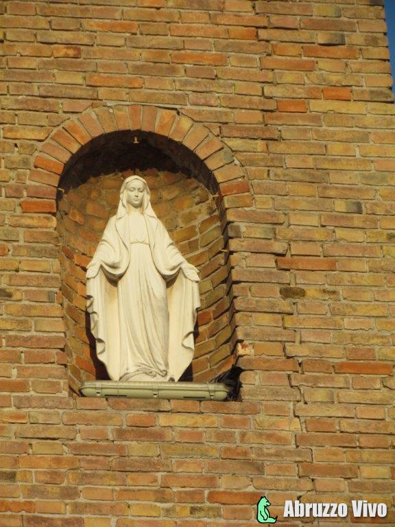 sansalvo-4 Storia e architettura della chiesa di San Giuseppe in San Salvo