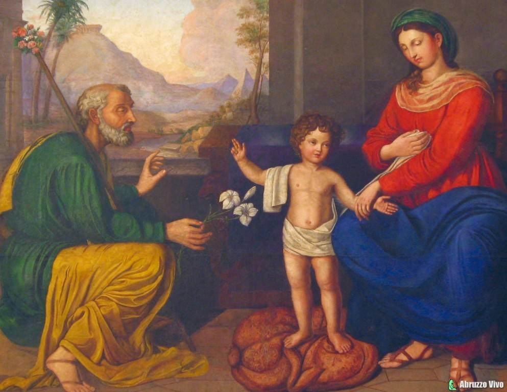 sansalvo-5 Storia e architettura della chiesa di San Giuseppe in San Salvo