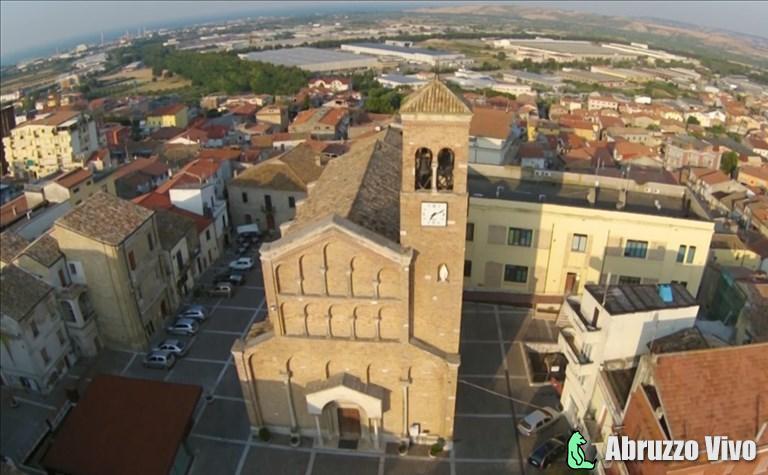 sansalvo-6 Storia e architettura della chiesa di San Giuseppe in San Salvo