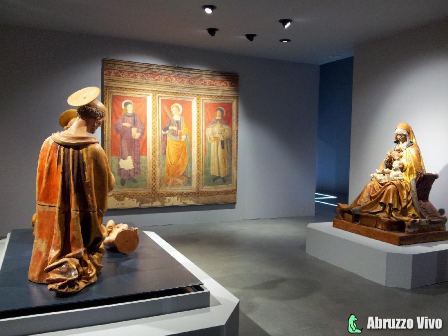 VII appuntamento con Le Mura dell'Aquila - Ada D'Alessandro - Arte e Cultura Eventi