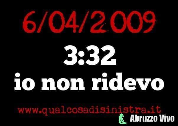 L'Abruzzo ricorda la strage del terremoto del 2009. Undici anni dopo. - Terremoto